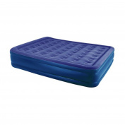 Stansport Deluxe Air Bed Double Height Built in Pump