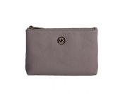 Michael Kors Fulton Leather Travel Case - Blossom