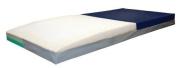 Multi-Ply Pressure Reducing Mattress, Series 6500 Global with Raised Side Rails - 36 X 190cm X 15cm