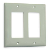 Rocker Wall Plate, Hubbell Wiring Device-Kellems, NP262OW