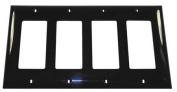 Rocker Wall Plate, Hubbell Wiring Device-Kellems, NP264