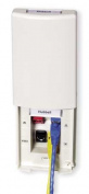 13cm Tamper Resistant Wall Plate, Hubbell Premise Wiring, TPF1OW