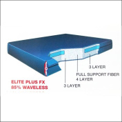 Vinyl Products Dreamweaver Elite Plus 23cm Fx Waterbed Mattress