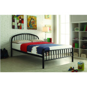Cailyn Twin Bed, Black