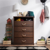 Zoomie Kids Anjali 4 Drawer Chest