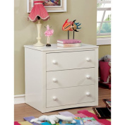 Zoomie Kids Eliseo Contemporary 3 Drawer Dresser