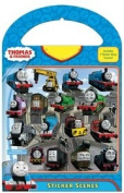 Paper Projects 01.70.29.002 Thomas and Friends Stickers Scenes