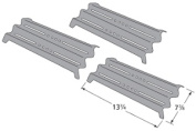 Kenmore Grill P01705002E 3 Pack Porcelain Steel Heat Shield