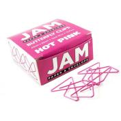 JAM Paper Linen Two Pocket Presentation Folder, Ivory, 50/pack