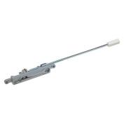 KABA ILCO FLB-58-18-AL Manual Flush Bolt, Aluminium, 41cm - 1.9cm .L