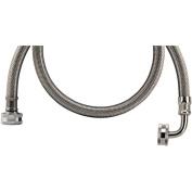 Certified Appliance Wm48ssl Braided Stainless Steel Washing Machine Hose With Elbow