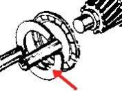 MILWAUKEE ELEC TOOL CORP ML45-88-0520 WASHER, THRUST BEARING