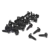 SANUS Component Series Rack Screws and Washers, 100-Count