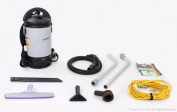ProTeam Sierra Commercial Backpack Vacuum Cleaner with 1 1/2 Tools and Restaurant Kit