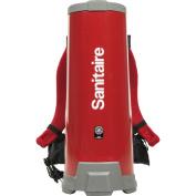 Sanitaire Electrolux 10Q Backpack Vacuum - 5.7l- 150cm Hose Length - HEPA - Red