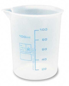 FUNNEL KING 94100 Measuring Container, Fixed Spout, 100 ML