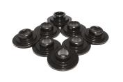 Competition Cams 740-8 Steel Valve Spring Retainers; 10 deg. Lock Angle; Valve Spring Dia. 3.6cm . - 3.8cm ; 8 pc.;