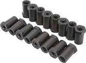 Crane Rocker Arm Adjusting Nut 1.1cm - 50cm Thread 16 pc P/N 99790-16
