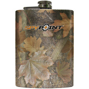 Spypoint 240ml Stainless Steel Slim Water Carrier Canteen Drink Holder Flask Camo