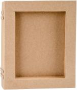 Paper-Mache Book 1/Pkg-18cm x 14cm X1.20cm