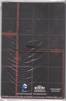 DC Heroclix The Joker's Wild Ace Street Outdoor/ Ace Chemicals Indoor Map