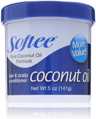 Softee Coconut Oil Hair & Scalp Conditioner 150ml