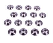 PAC Titanium 8 Degree Dual Valve Spring Retainer 16 pc P/N PAC-R556