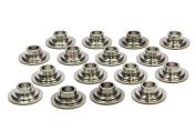 PAC Titanium 8 Degree Dual Valve Spring Retainer 16 pc P/N PAC-R540