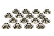 PAC Titanium 10 Degree Dual Valve Spring Retainer 16 pc P/N PAC-R505