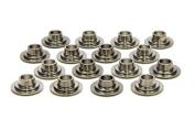 PAC Titanium 10 Degree Dual Valve Spring Retainer 16 pc P/N PAC-R517