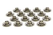PAC Titanium 10 Degree Dual Valve Spring Retainer 16 pc P/N PAC-R514