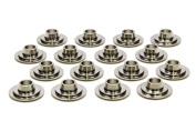 PAC Titanium 10 Degree Dual Valve Spring Retainer 16 pc P/N PAC-R515