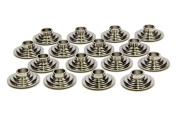 PAC Titanium 10 Degree Triple Valve Spring Retainer 16 pc P/N PAC-R501