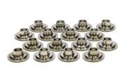 PAC Titanium 10 Degree Dual Valve Spring Retainer 16 pc P/N PAC-R506