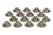 PAC Titanium 10 Degree Dual Valve Spring Retainer 16 pc P/N PAC-R504