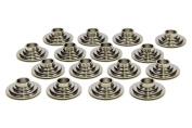 PAC Titanium 8 Degree Triple Valve Spring Retainer 16 pc P/N PAC-R502