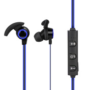 Universal AX-02 Comfortable Wireless Bluetooth V4.1 Sport Running Noise Reduction Super Stereo Bass In Ear Earphones