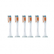 Sonicare HX3016-6-Pack Powerup Brush Heads