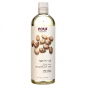 Now Foods Castor Oil - 470ml