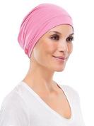 The Simple Softie Cap Headwear Headband Hair Loss Hypoallergenic Bamboo Viscose Fabric by Jon Renau Colour White