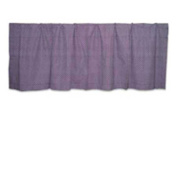 Patch Magic Navy Blue Print With White Dot Fabric Curtain Val 140cm X 41cm
