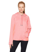 Under Armour Women's Fleece Hoodie-Twist Warm-up Top