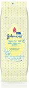 Johnsons Head-To-Toe Baby Cleansing Cloths 15 ea