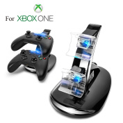 EEEKit Xbox One Controller Dual Charging Dock Station Game Controller Charger
