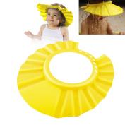 Zodaca Baby Kid Children Soft Shampoo Bath Shower Cap Hat EVA foam (Adjustable