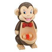 New Generation Urinal Boys Cute Monkey Potty Training with Funny Aiming Target by mkool