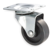 5.1cm Plate Caster, 45kg. Load Rating - 1UHP6