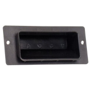 HH-PS99 Recessed Pull Handle, Polypropylene