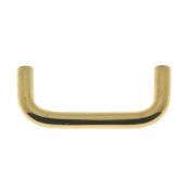 idh by St. Simons Solid Brass 6.4cm Centre Bar Pull