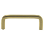 idh by St. Simons Solid Brass 7.6cm Centre Bar Pull